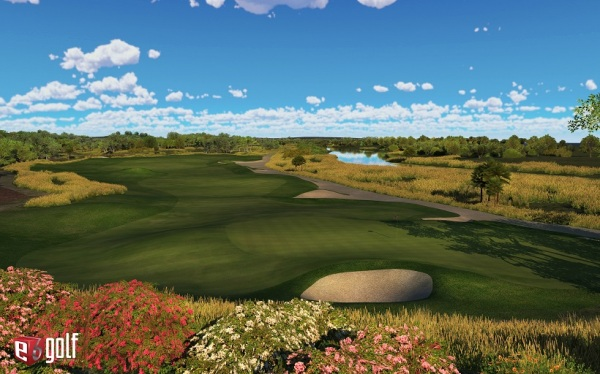 Kiawah Islands Ocean Courses at Silver Tee Windsor