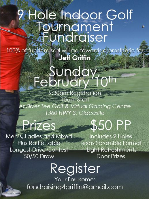 griffin 9 hole event
