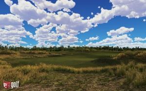 Bandon Dunes Golf Courses Indoor Silver Tee
