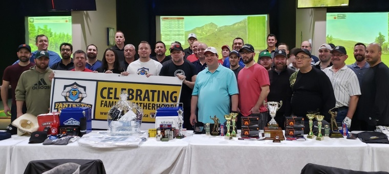Fantastic Fathers Golf Tournament Silver Tee Indoors March 2019 (6)