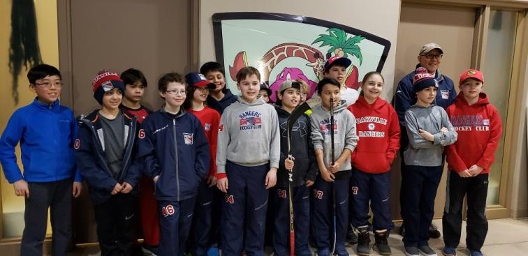 OakVille Rangers Hockey Party Silver Tee Team Windsor (2)