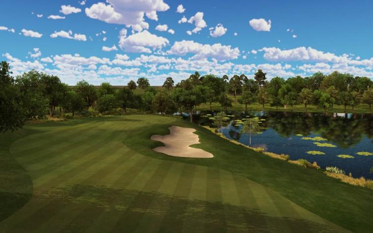 Judge Robert Trent Jones Golf Trail Windsor Silver Tee Courses