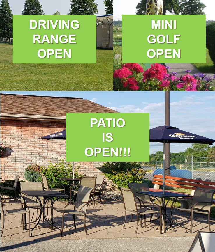 Patio bars in Windsor Essex